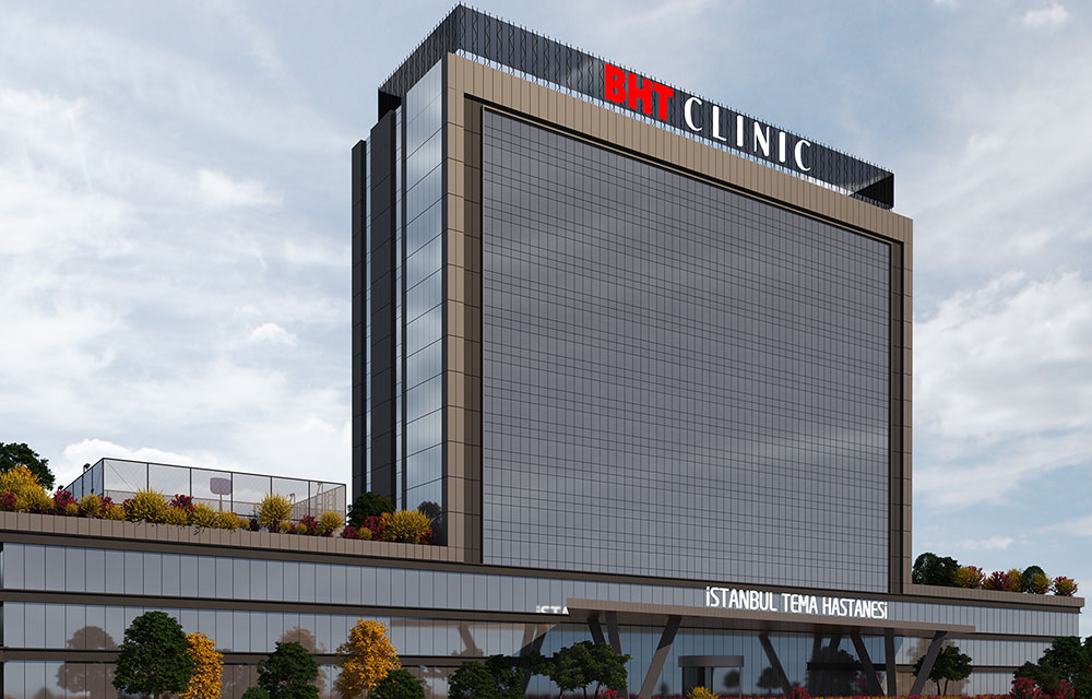 Bahat Sağlık Grubu'nun Yeni Hastanesi Atakent'te Yükseliyor!